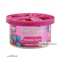 Ароматизатор Winso Organic Fresh Bubble Gum, 40g