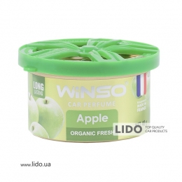 Ароматизатор Winso Organic Fresh Apple, 40g