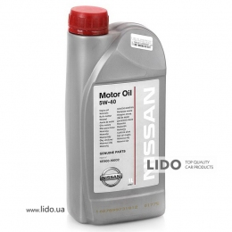 Моторне масло Nissan Motor Oil 5w-40 1L