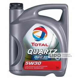 Моторне масло Total Quartz INEO ECS 5w-30 5L