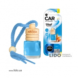 Ароматизатор Aroma Car Wood Ocean, 6ml