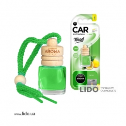 Ароматизатор Aroma Car Wood Lemon, 6ml