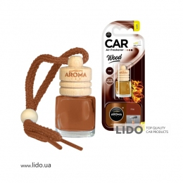 Ароматизатор Aroma Car Wood Fire, 6ml