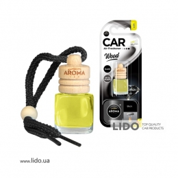 Ароматизатор Aroma Car Wood Black, 6ml
