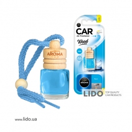 Ароматизатор Aroma Car Wood Aqua, 6ml