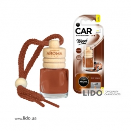 Ароматизатор Aroma Car Wood Anti-Tobacco, 6ml