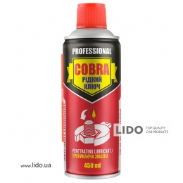 Nowax Жидкий ключ, ANTI-RUST LUBRICANT COBRA, 450ml