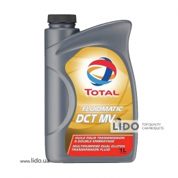 Трансмісійне масло Total FLUIDMATIC DCT MV 1L