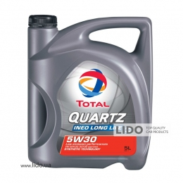 Моторне масло Total QUARTZ INEO LongLife 5w-30 5L