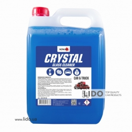 Nowax Очисник скла NOWAX CRYSTAL Glass Cleaner 5L концентрат 1:10