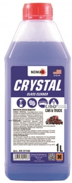 Nowax очисник скла CRYSTAL Glass Cleaner концентрат 1:10, 1л