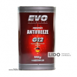Антифриз Evo G12 Concentrate (Red) 10kg