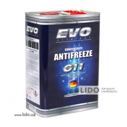 Антифриз Evo G11 Concentrate (Blue) 10kg