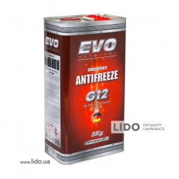 Антифриз Evo G12 Concentrate (Red) 5kg