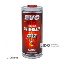 Антифриз Evo G12 Concentrate (Red) 1,5kg
