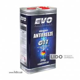 Антифриз Evo G11 Concentrate (Blue) 5kg