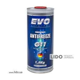 Антифриз Evo G11 Concentrate (Blue) 1,5kg