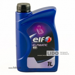 Трансмісійне масло Elf Elfmatic G3 1L
