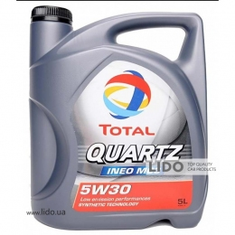 Моторное масло Total Quartz INEO MC3 5w-30 5L