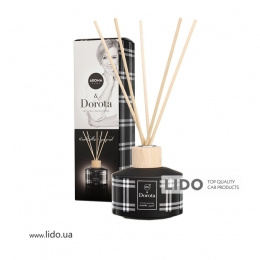 Ароматизатор Aroma Home Dorota Incense and Ash, 100ml