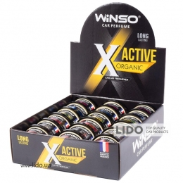 Ароматизатор Winso X Active Organic MIX №1