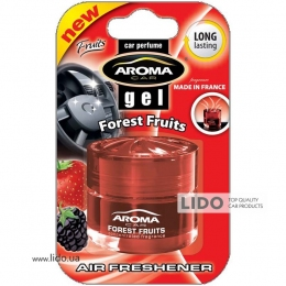 Ароматизатор Aroma Car Gel 50ml - FOREST FRUIT
