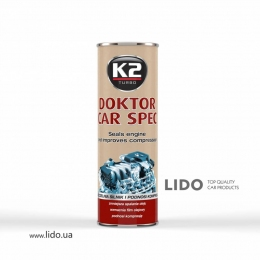 K2 DOKTOR CAR SPEC 443ml Мотор доктор (добавка к маслу)