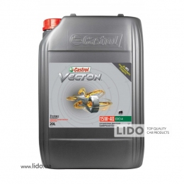 Моторное масло Castrol Vecton 15w-40 CI-4/E7 20L