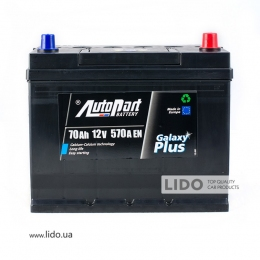 Акумулятор Autopart Plus Japan 70 Ah/12V [- +]