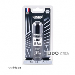 Ароматизатор Winso Magic Spray Exclusive Silver, 30ml