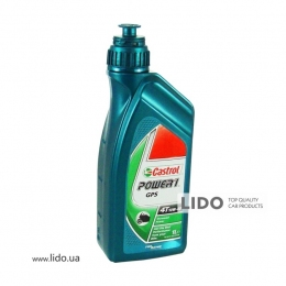 Моторное масло Castrol Power 1 GPS 4T 10w-30 1L