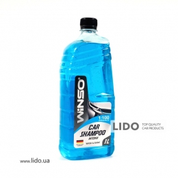 Winso шампунь INTENSE Car Shampoo Wash & Shine, 1л
