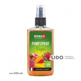 Ароматизатор Nowax PUMP SPRAY Tropic 75ml