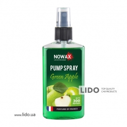 Ароматизатор Nowax PUMP SPRAY  Green apple 75ml