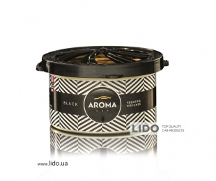 Ароматизатор Aroma Car Prestige Organic Green Tea Black