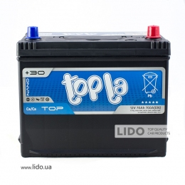Акумулятор Topla TOP Energy Japan 70 Ah/12V [- +]