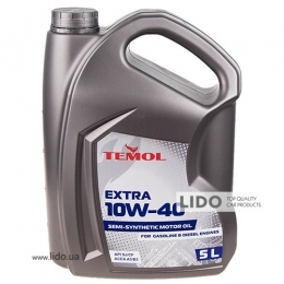 Моторне масло Temol Extra, 10W-40, 5L