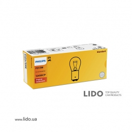 Лампа накаливания Philips P21/5W 12V 21/5W BAY15d