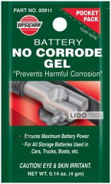 Versachem BATTERY NO-CORRODE GEL 4g, антикоррозийная гель для клем АКБ