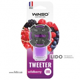 Ароматизатор Winso Tweeter Wildberry, 8ml
