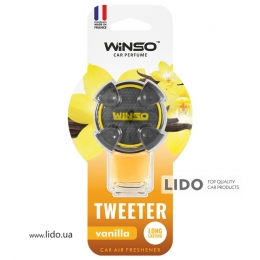 Ароматизатор Winso Tweeter Vanilla, 8ml