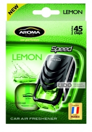 Ароматизатор Aroma Car Speed LEMON