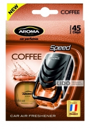 Ароматизатор Aroma Car Speed COFFEE
