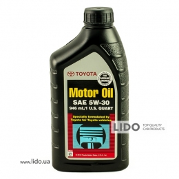Моторне масло Toyota Motor Oil SM 5w-30 1qt (946 ml)