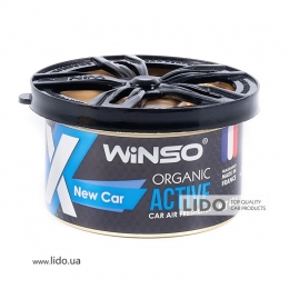 Ароматизатор Winso X Active Organic New Car, 40g