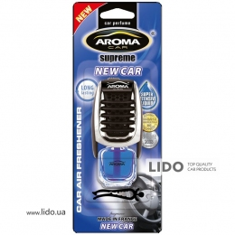 Ароматизатор Aroma Car Supereme Slim 8ml - NEW CAR