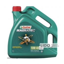 Моторне масло Castrol Magnatec 10w-40 A3/B4 4L