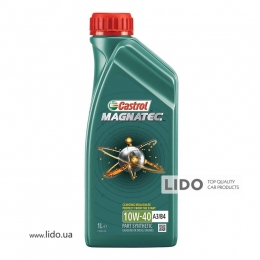 Моторне масло Castrol Magnatec 10w-40 A3/B4 1L