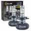 LED автолампа Solar H4 12/24V 6000K 4000Lm 50W Seoul CSP 19x19